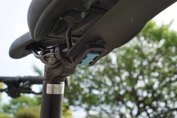 タックスの自転車用泥除け【Tacx Mudguard for road】をレビュー。クロスバイクにもぴったり。