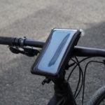 【おすすめの自転車用品】トピークのスマホホルダー TOPEAK スマートフォン ドライバッグ 6 のレビュー。