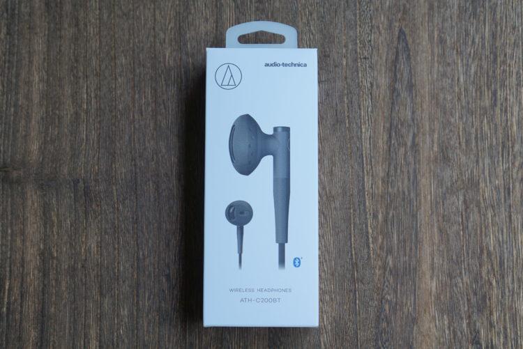 Bluetoothイヤホンは【オーディオテクニカ ATH-C200BT】がおすすめ。ワイヤレスで快適。※動画あり