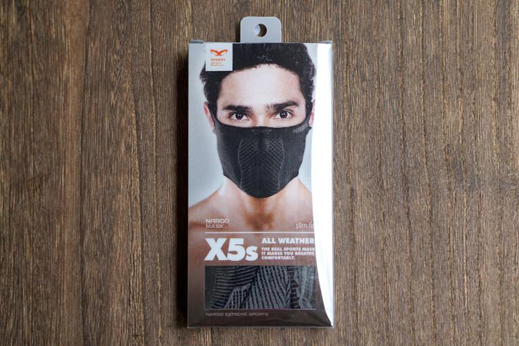 ナルーマスク X5sを1年使ってみたレビューや口コミ。花粉症や排気ガスが気になる自転車乗りにおすすめ。【NAROO MASK】