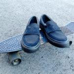 【購入レビュー】CS LOAFER SKの魅力やサイズ感を解説。革靴見えするおしゃれなスケボースニーカー